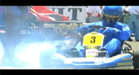 Karting à La Réunion Liptonic - 10mn - 1994